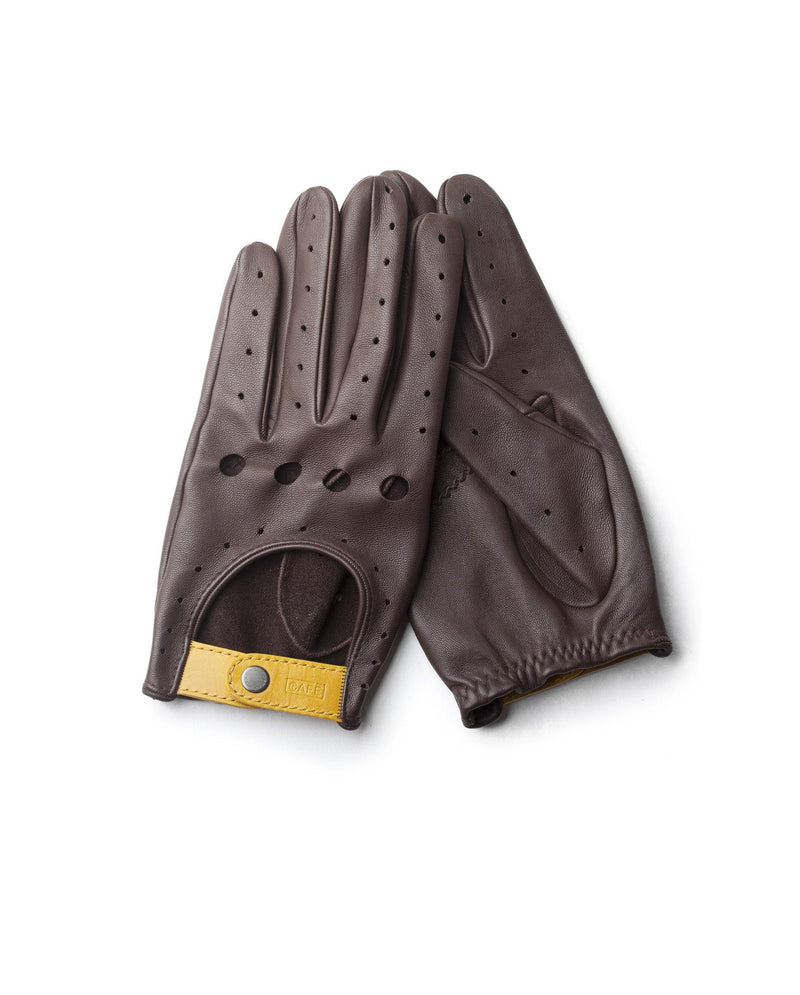 Driving Gloves – Black Coffee - Debonair