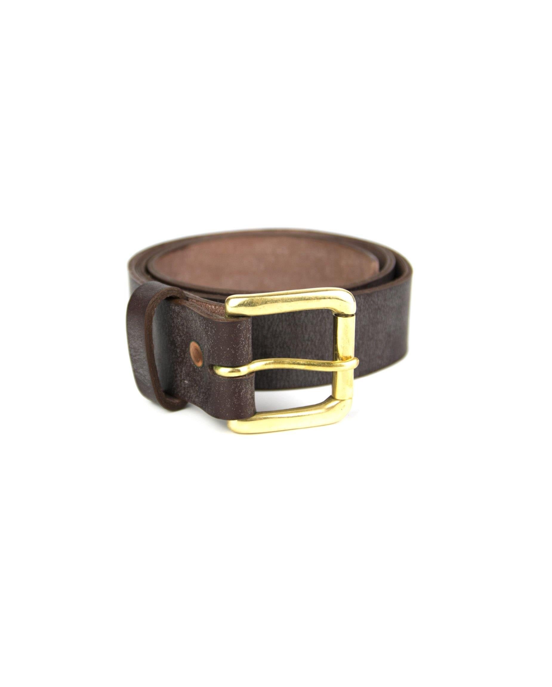 Vauxhall Belt - Brown - Debonair