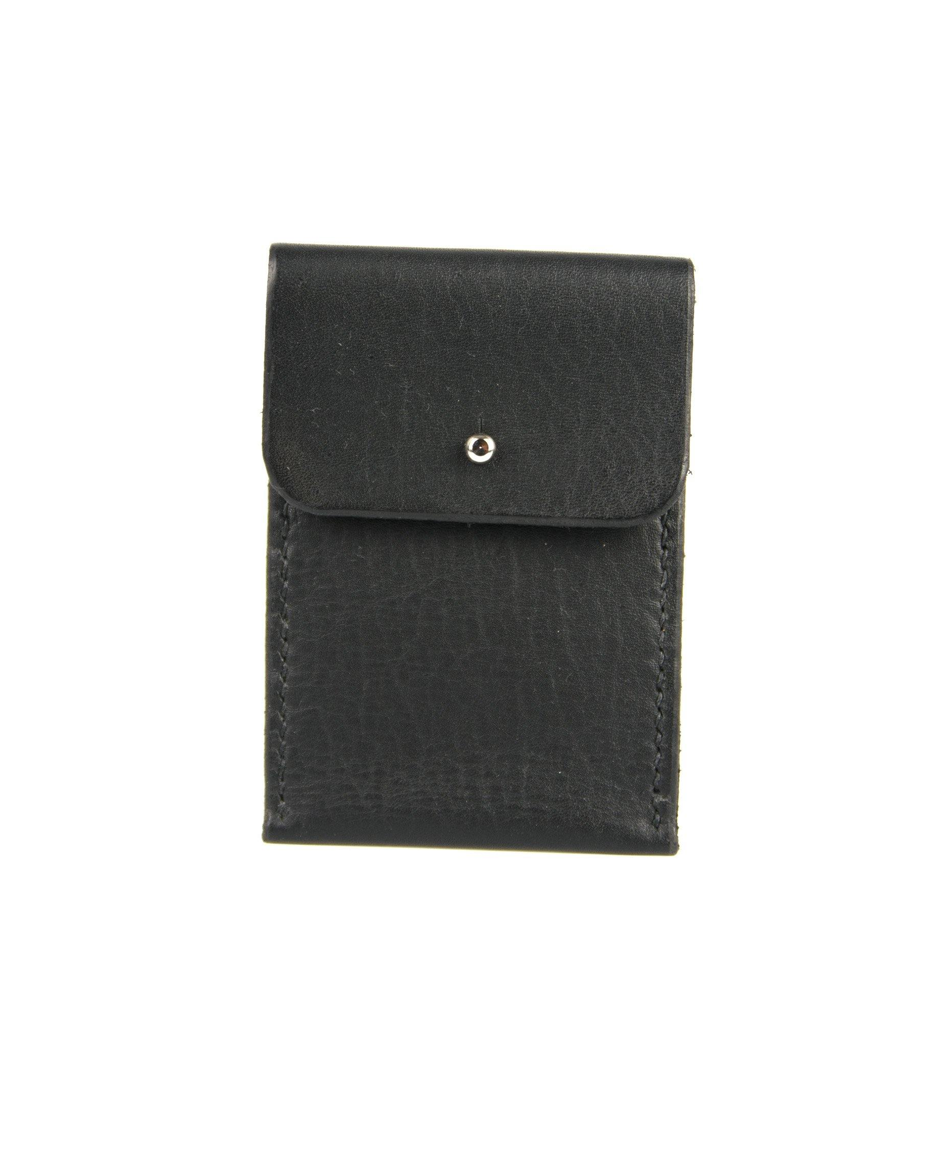 Coin Wallet - Black - Debonair