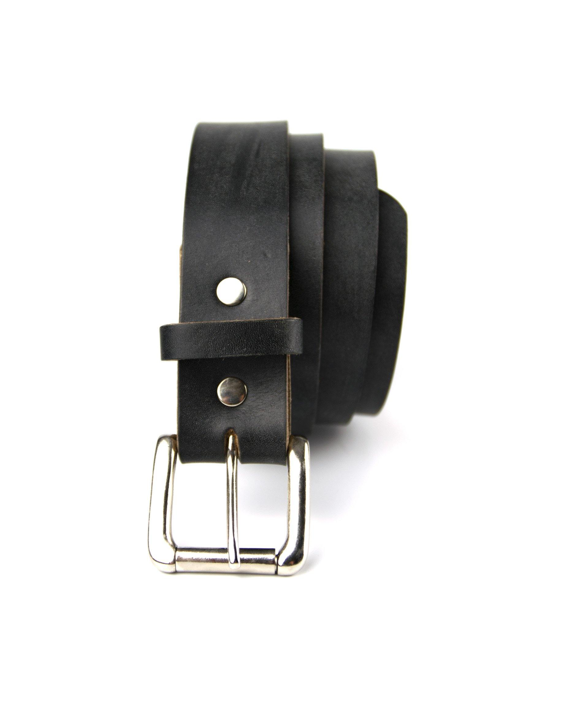 Lambeth Belt - Black - Debonair