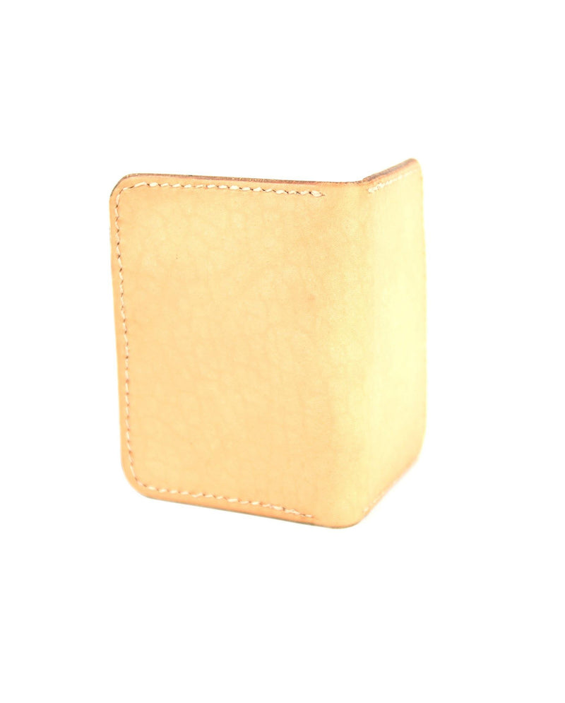 Vertical Wallet - Tan - Debonair