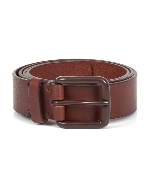 Modernist Belt - Russett Brown / Brown - Debonair