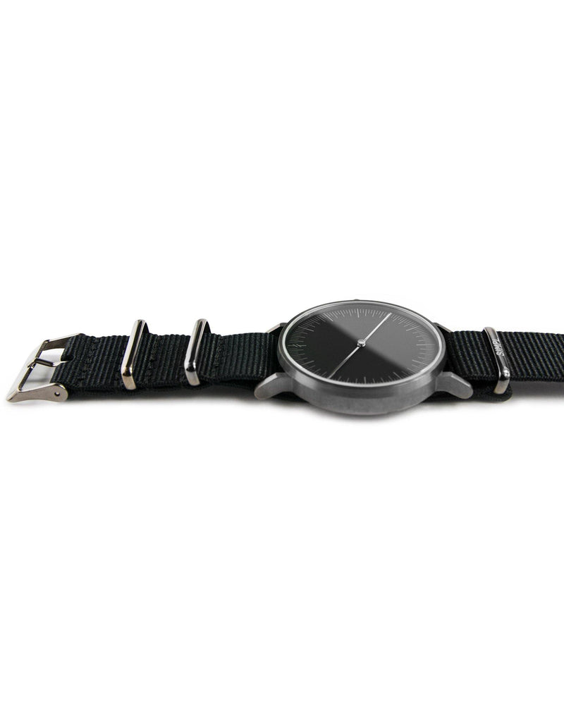 One - Onyx NATO Charcoal by SIMPL