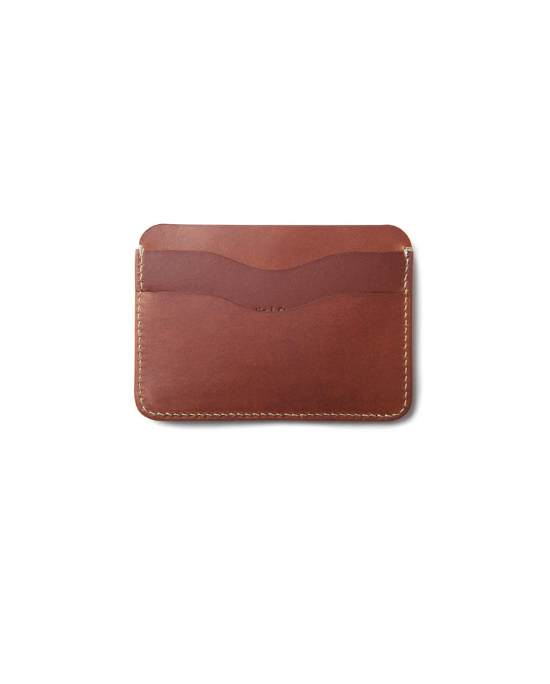 Leather Card Holder Panama+ – Berry