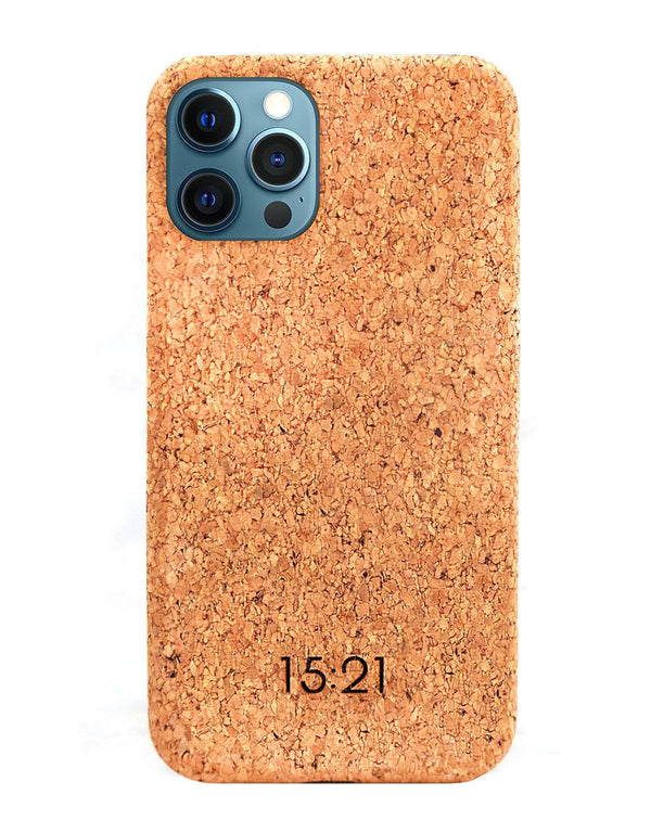 iPhone 12 Pro Max Cork Cover - Debonair
