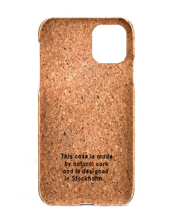 iPhone 12 Mini Cork Cover - Debonair