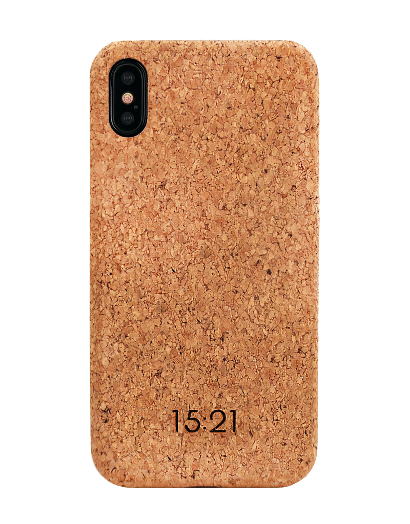 iPhone X / XS Cork Cover - Debonair