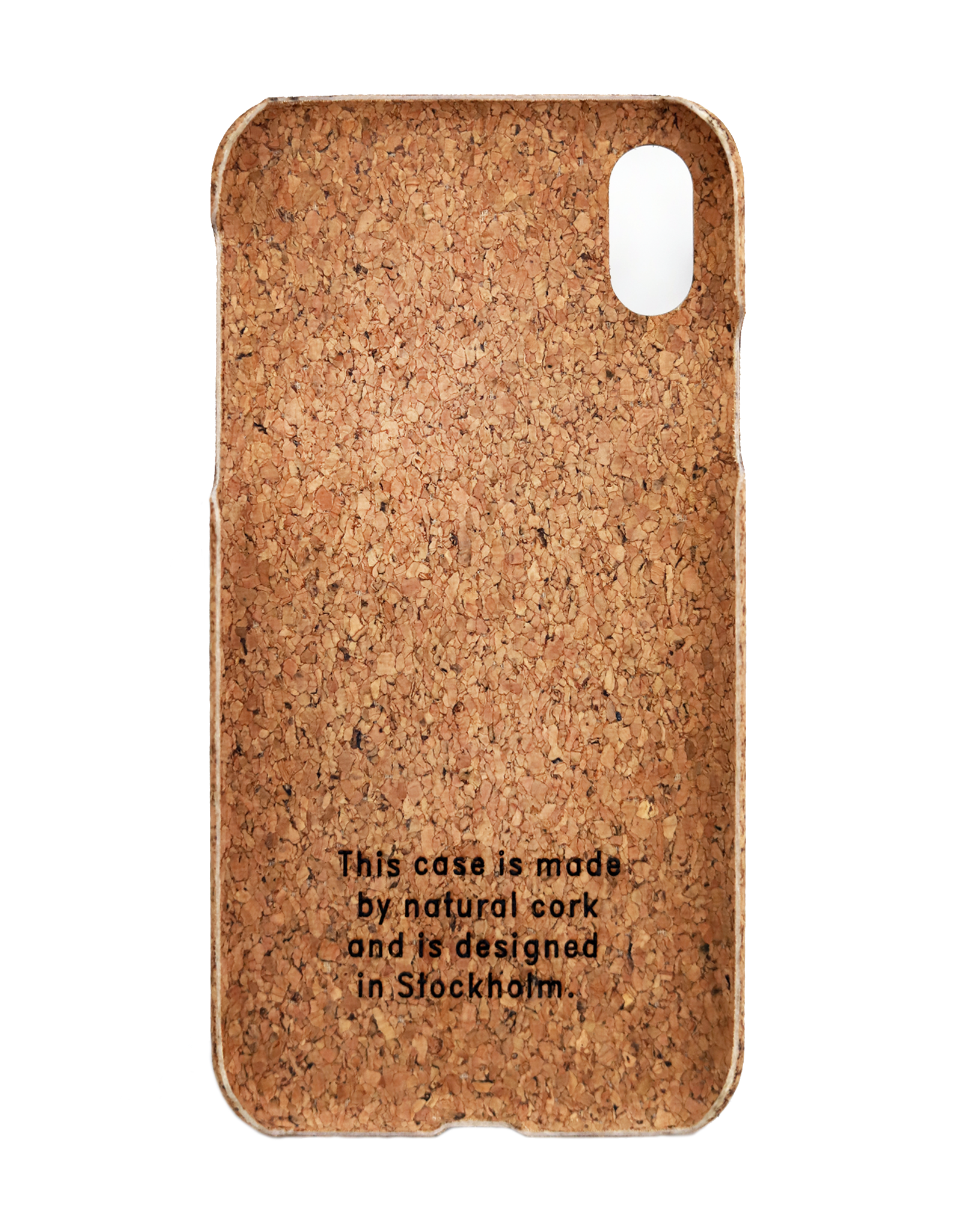 iPhone XR Cork Cover - Debonair