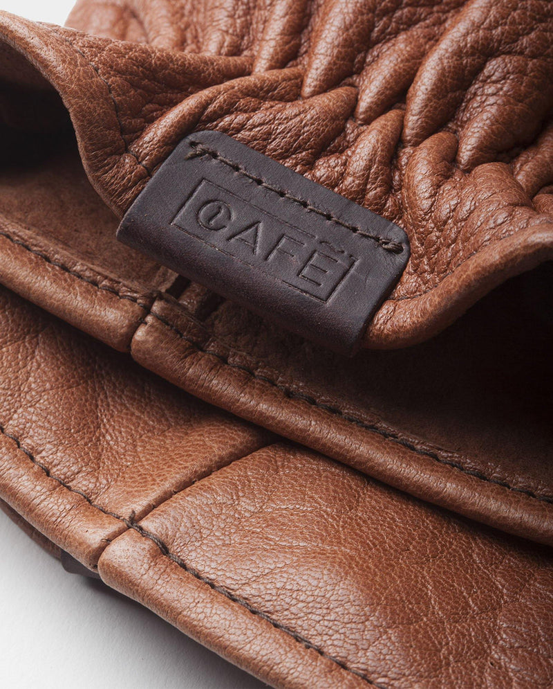 Leather Gloves Rascal – Roasted