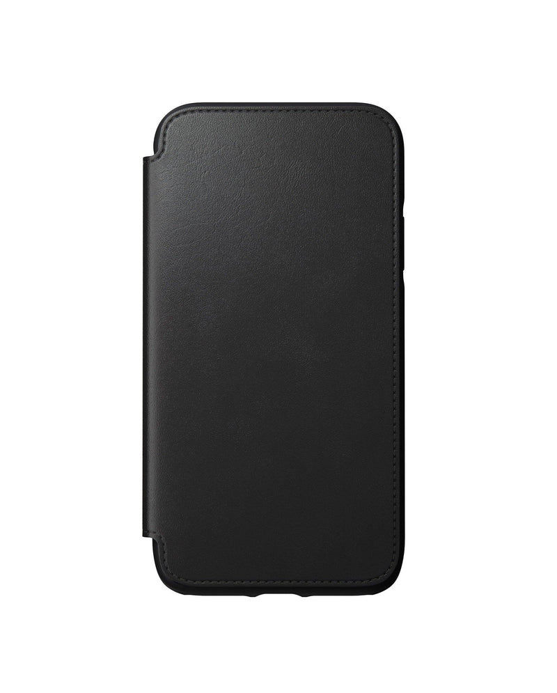 Rugged Folio - iPhone 11 - Black Leather