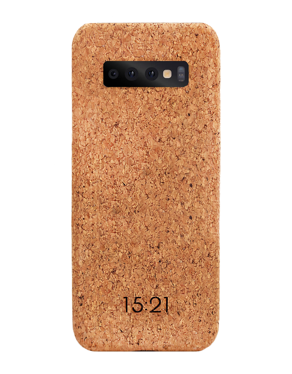 Samsung S10+ Cork Cover