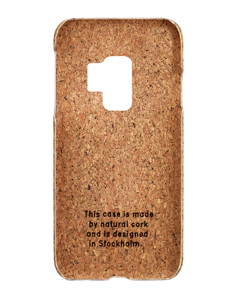 Samsung S9+ Cork Cover by 15:21