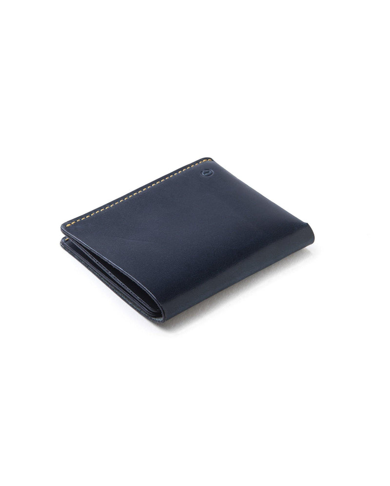 Ultra Slim Leather Wallet Jamaica – Ocean