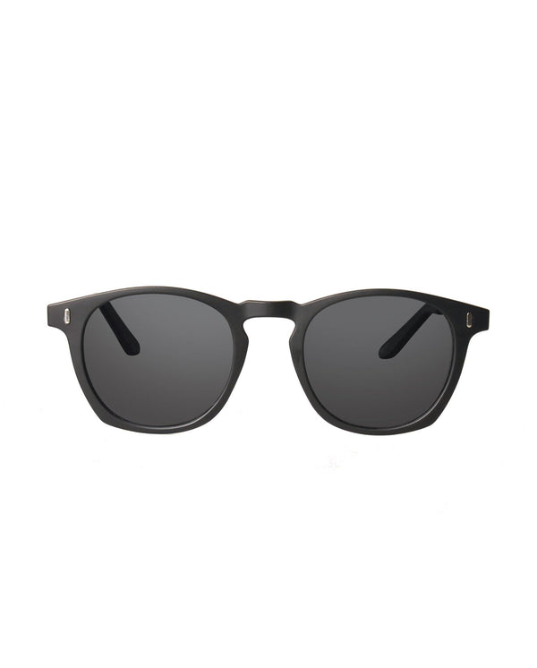 The Maverick - Matte Black / Smoke Lenses