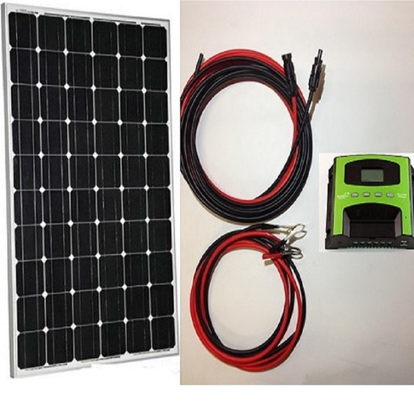 275W Solar panel kit - 24VDC Canadian Solar