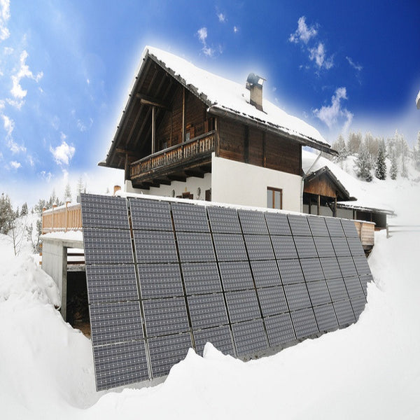 Adventure cabin solar kit 550W