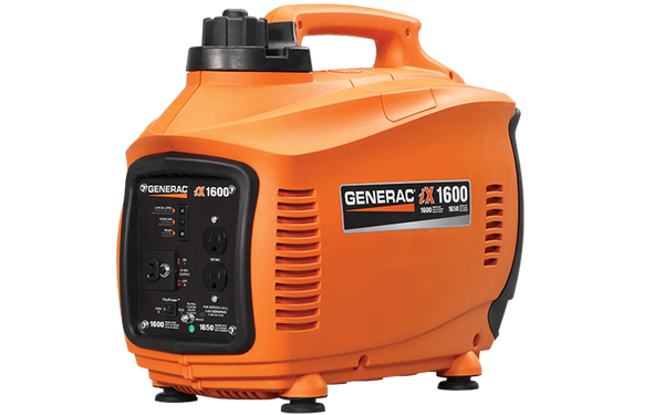 Portable gas generator 1600W  iX Series