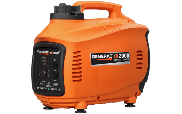 Portable gas generator 2000W  iX Series
