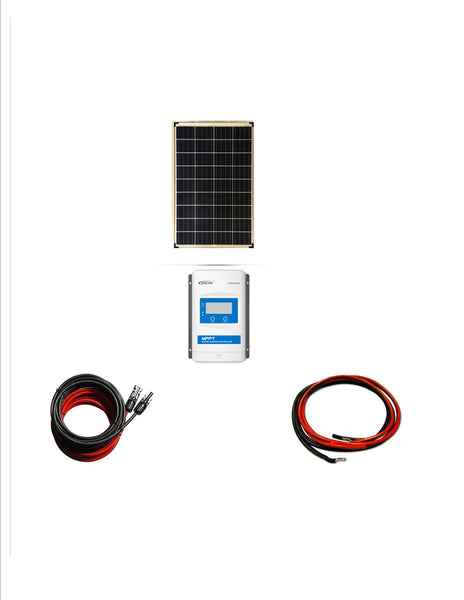 325W Solar panel kit - 24VDC Canadian Solar (CSA certified)