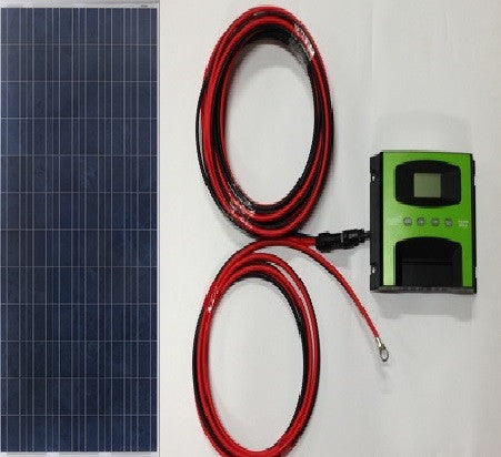 320W Solar panel kit - 24VDC Canadian Solar (CSA certified)
