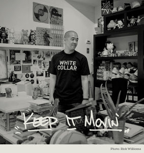 Q&A - Jeff Staple | Founder of Staple Design
