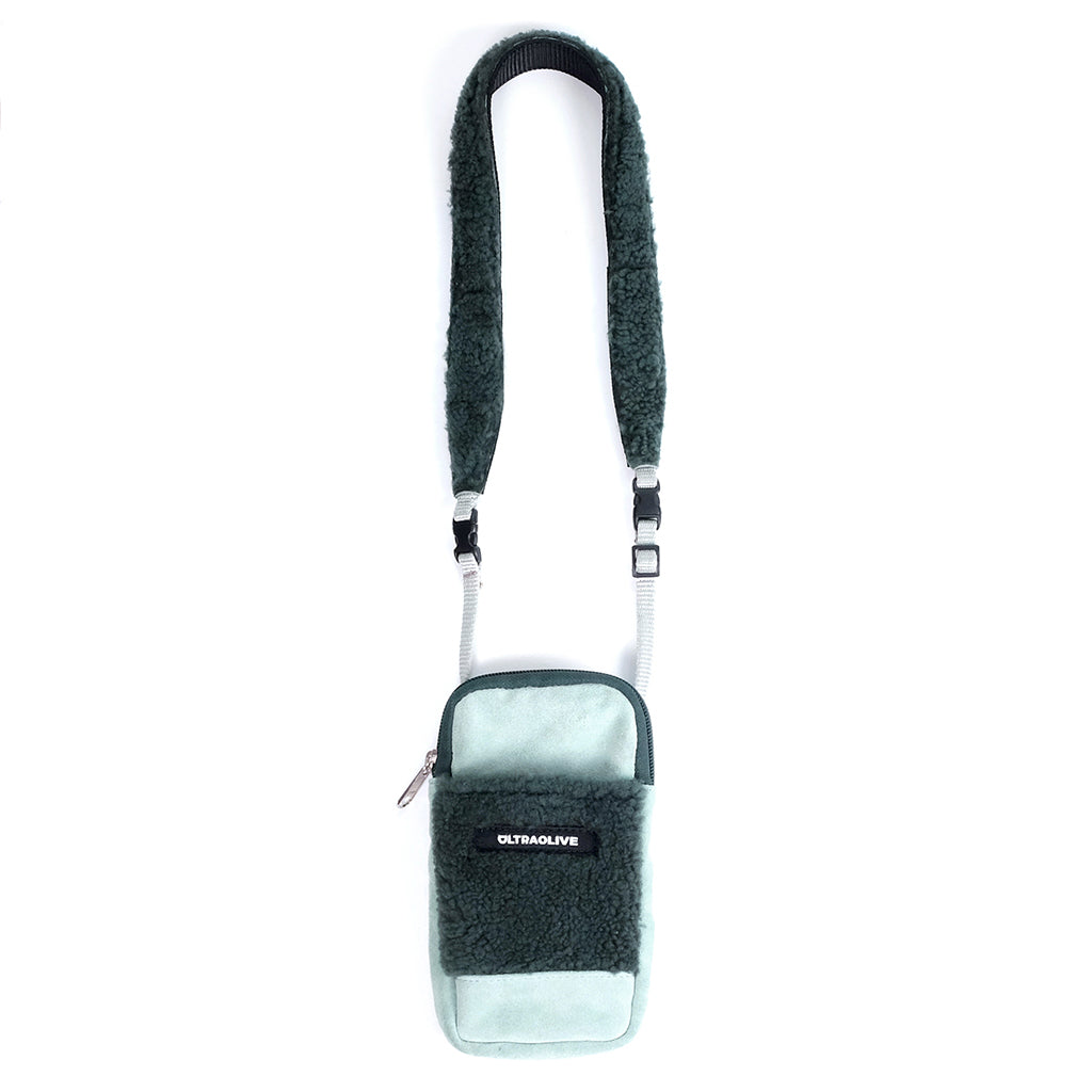 Neck Bag - Aqua/Emerald