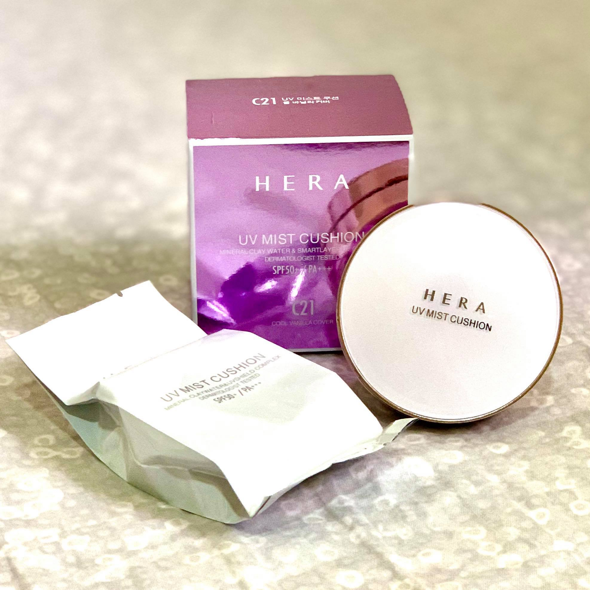 HERA - UV Mist Cushion