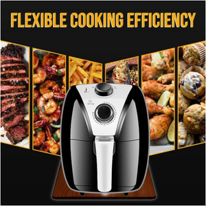 Heavy Duty | Healthy Less Oil Non-Stick Electric Air Fryer