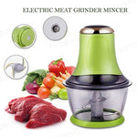 Load image into Gallery viewer, Multi-Functional Electric Meat Grinder Mincer