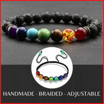 Load image into Gallery viewer, 7 Chakra Healing Bracelet
