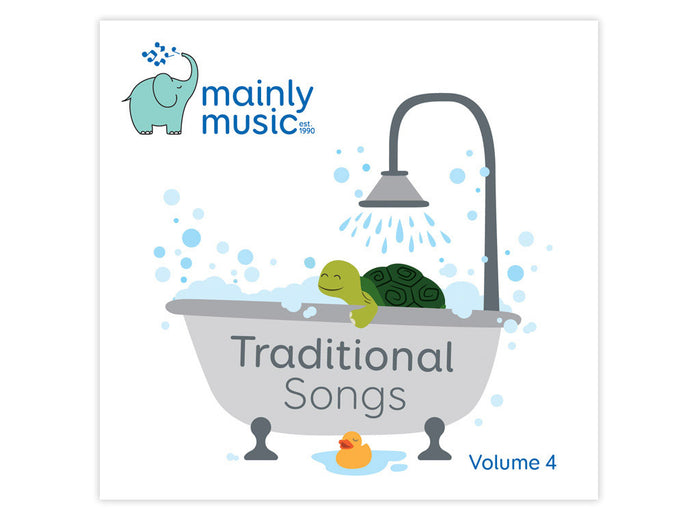 mainly music Traditional Songs Volume 4