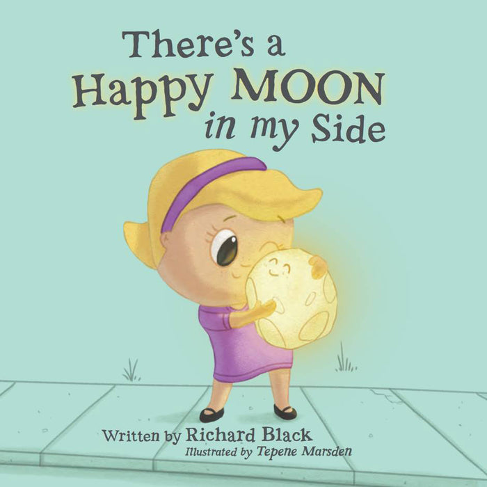 There's a Happy Moon in My Side, by Richard Black