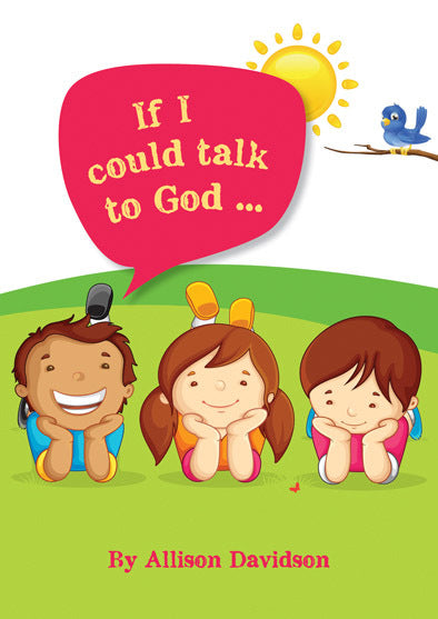 If I Could Talk to God book