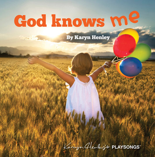 God Knows Me book