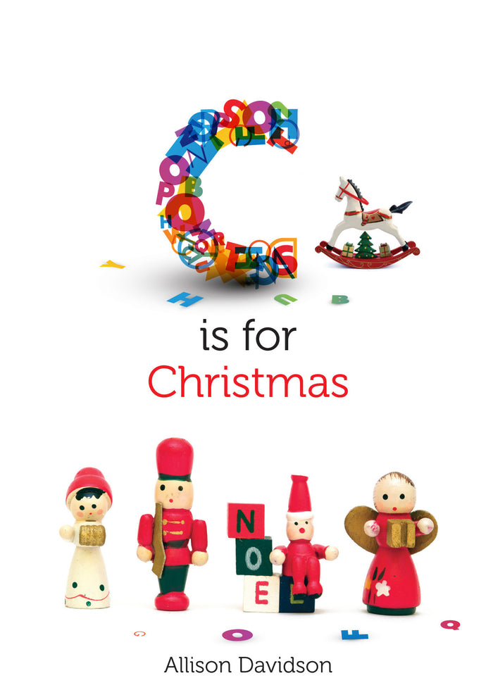 C is for Christmas book