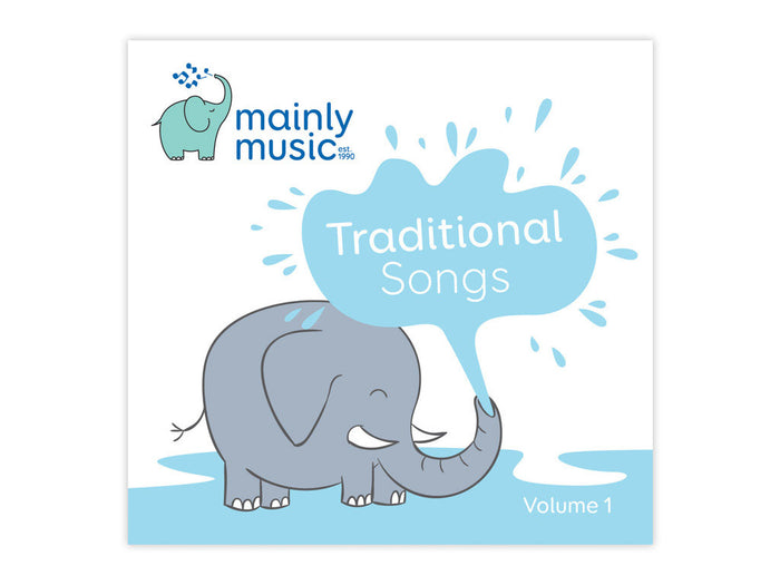 mainly music Traditional Songs Volume 1 CD