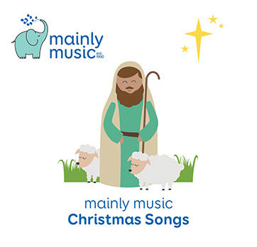 mainly music Christmas Songs CD