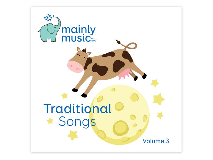 mainly music Traditional Songs Volume 3 CD
