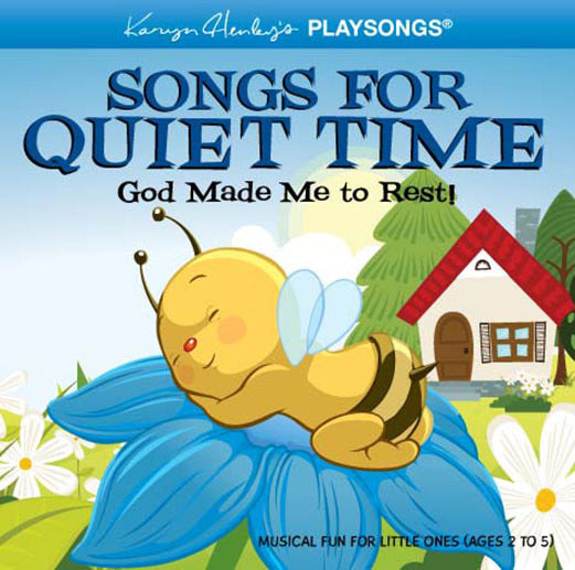 Songs for Quiet Times CD