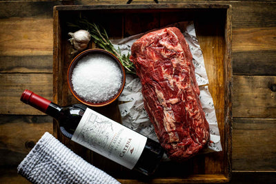 How to Make: Ojo de Bife al Trapo with Catena Paraje Altamira