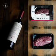 Special: Wagyu Skirt and Catena Paraje Altamira