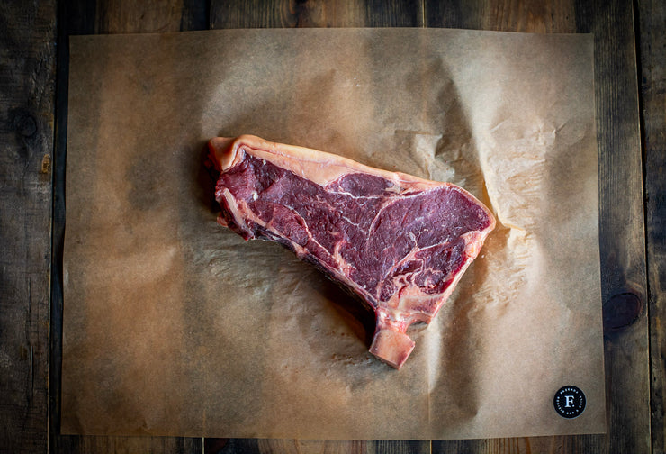 Ribeye Steak (bone-in) Galician Blond (dry-aged for 40 days) - 0.75kg+/-