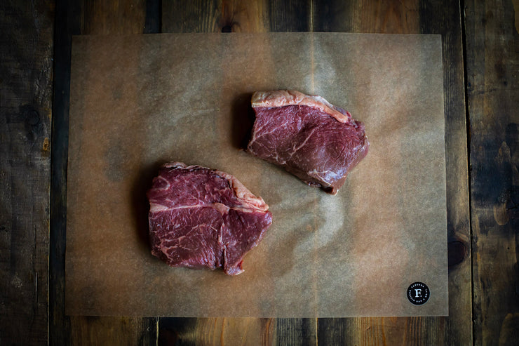 Rump Steaks - Aberdeen Angus (dry-aged for 28 days) 2 x 227g