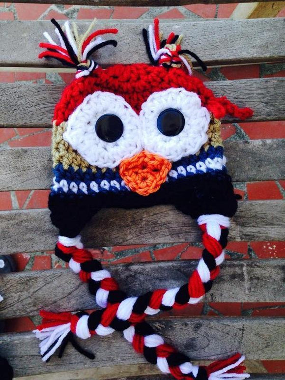 Pirate Owl Hat