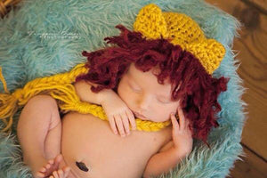 Lion Crochet Hat - Maddies Mad Hatters