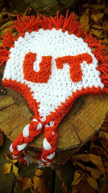 Football Helmet Crochet Hat (any team/color of your choice) - Maddies Mad Hatters