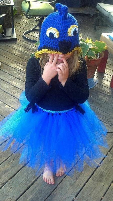 Jewell Crochet Hat and Tutu Set - Maddies Mad Hatters