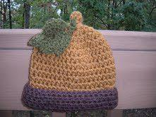 Acorn Crochet Hat - Maddies Mad Hatters