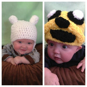 Adventures of Finn-inspired Crochet Hat - Maddies Mad Hatters