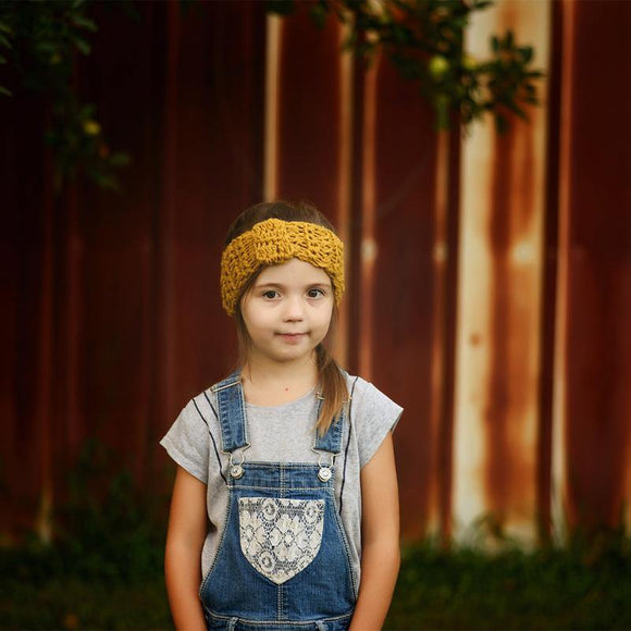 Fall Yellow Headband